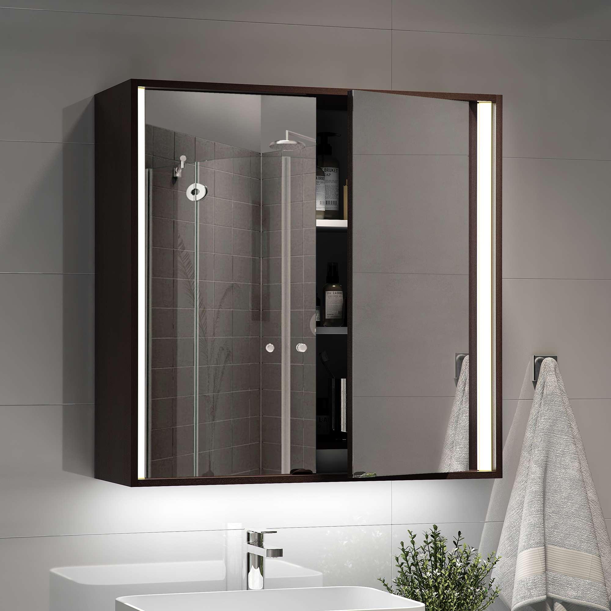 Зеркало-шкаф Vita 80 +12 500 руб.