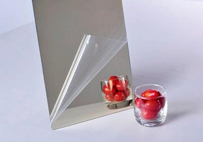 Зеркало из органического стекла